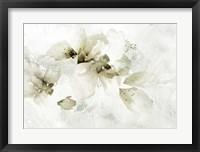Framed Golden Cherry Blossoms