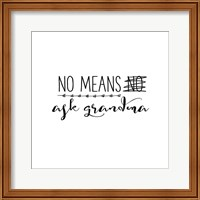 Framed Grandma Inspiration II