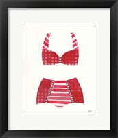 Framed Bathing Beauty II