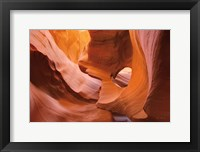 Framed Lower Antelope Canyon II
