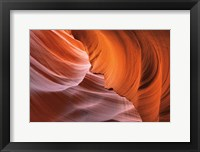 Framed Lower Antelope Canyon I