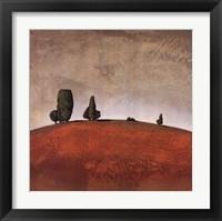 Framed Sienna Hill