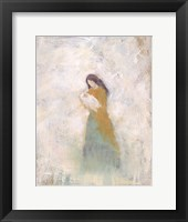 Framed Mother Mary