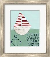 Framed Adjust the Sails