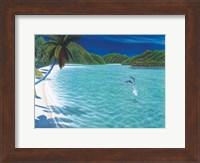 Framed Trunk Bay