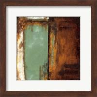 Framed Copper Age I