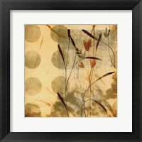 Framed Playful Meadow II