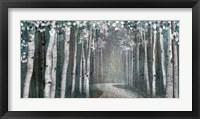 Framed Mineral Forest
