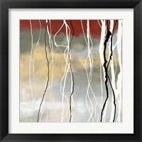 Framed Silver Birch I