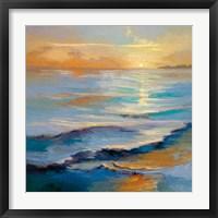 Framed Ocean Overture