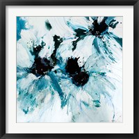 Framed Blue Crush II