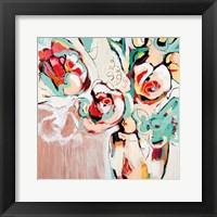 Framed Subtle Flourish