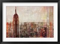 Framed Shades of New York