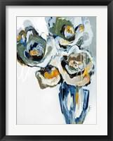 Framed Blooms of Earl Gray