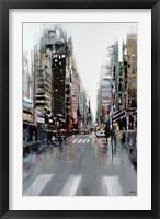 Framed La Ville