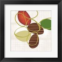 Framed Pebbles & Loops II