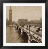 Framed Historical London