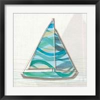 Framed Smooth Sailing I