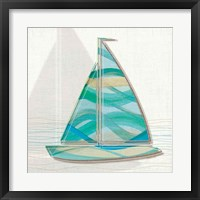 Framed Smooth Sailing II