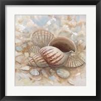 Framed Beach Prize I