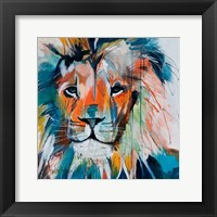 Framed Do You Want My Lions Share