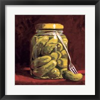 Framed Pickle Fork