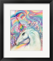 Framed Unicorn