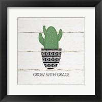 Framed Grow with Grace
