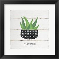Framed Stay Wild