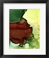 Framed Camo Abstract IV