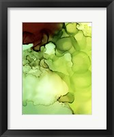 Framed Camo Abstract VI