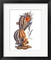 Framed Cactus VII
