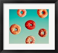 Framed Donuts