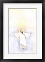 Framed Cross