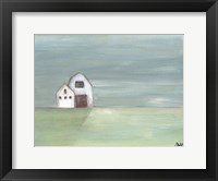 Framed Barn I