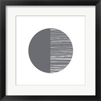 Framed Scandi Ball III