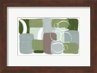 Framed Eucalyptus III