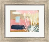 Framed Desert Abstract