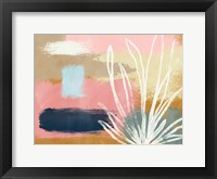 Framed Desert Abstract