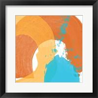 Framed Summer Color