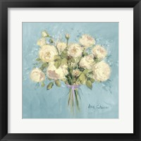 Framed Rose Bouquet II