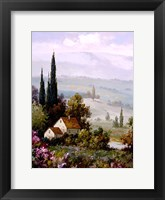 Framed Country Comfort II