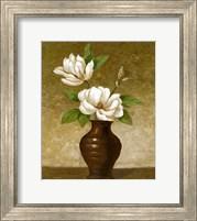 Framed Flowering Magnolia