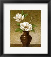 Framed Flowering Magnolia