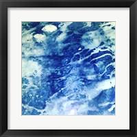 Framed Blue 49
