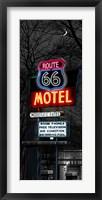 Framed No Tell Motel
