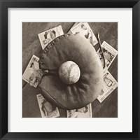 Framed Baseball Cards