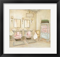Framed French Modern Bath II