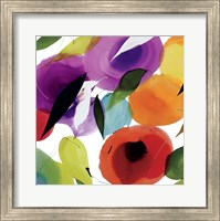 Framed Melody of Color II