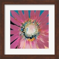 Framed Sunshine Flower III
